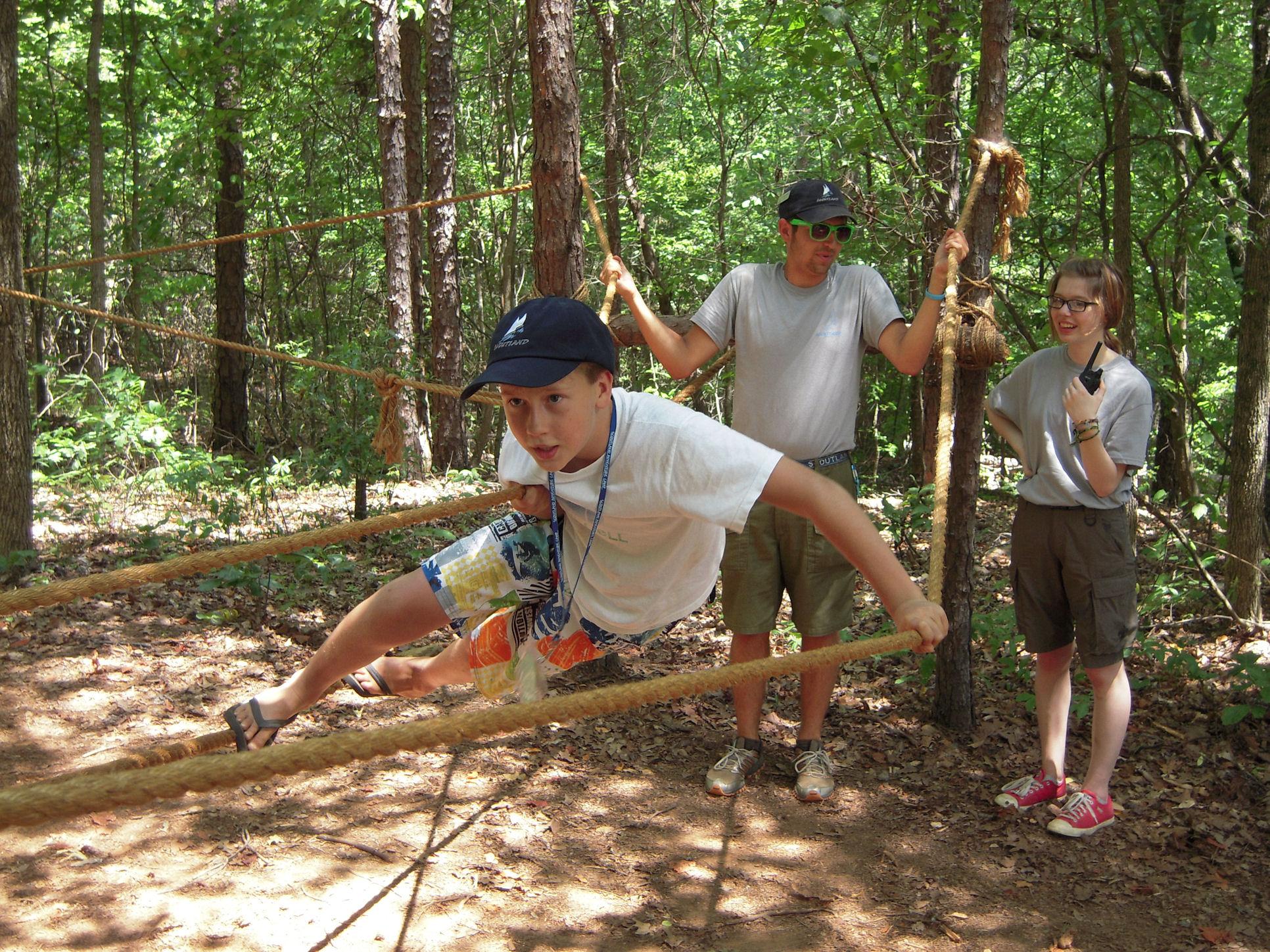 Adult Adventure Camp 89