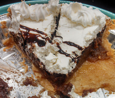 Golden Corral Pie