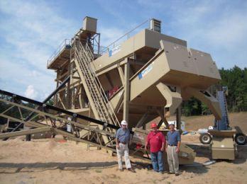 KPI-JCI Sand Plant