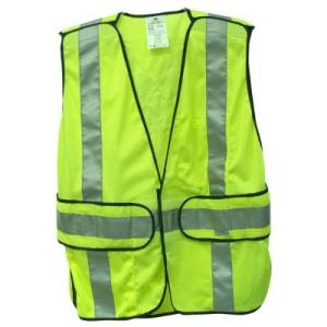 Yellow Construction Vest