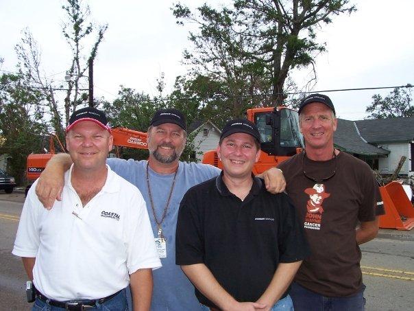 Doosan Hurricane Katrina Relief