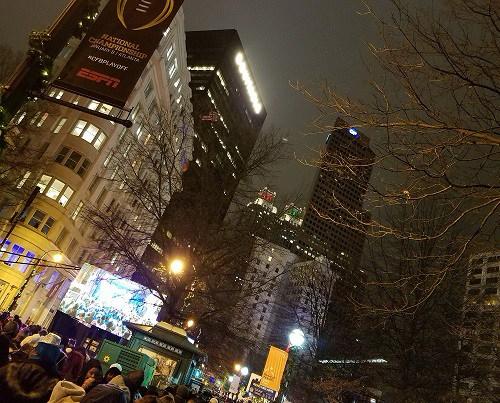 New Year's Eve in Atlanta