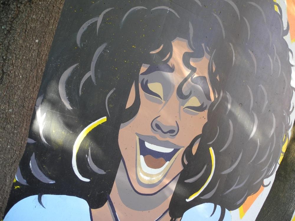 Mural in Reynoldstown.